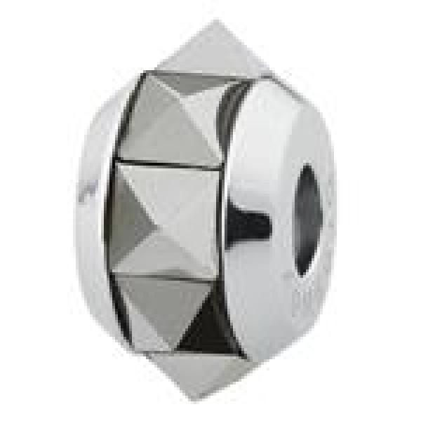 Pendente Brosway Très Jet Metallic Silver