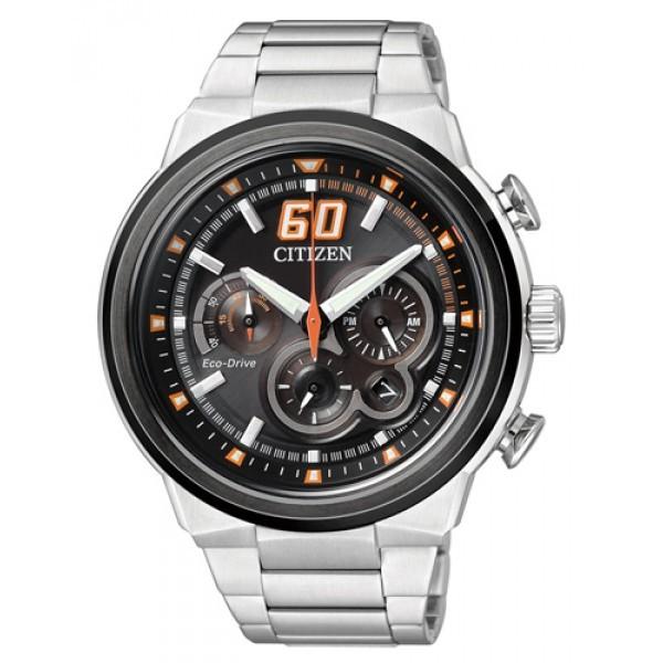 Orologio Uomo Citizen Cronografo Crono Racing