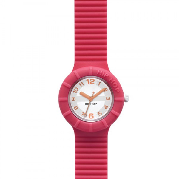 Hip Hop Orologio Numbers 32m Rosso