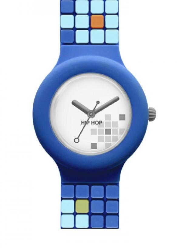 Hip Hop Orologio Mosaic 32m