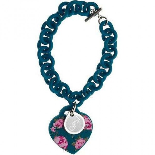 Bracciale Ops! Love Flower Blue