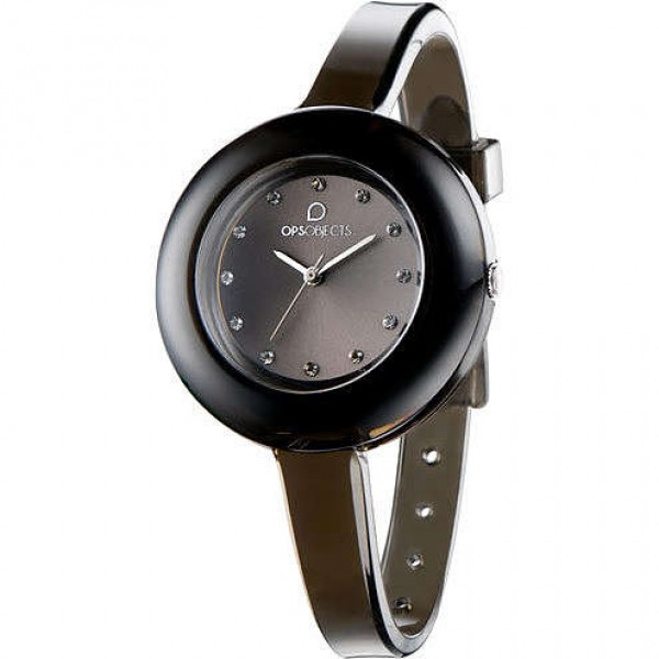 Orologio Opsobjects Nude Lady Watch Nero