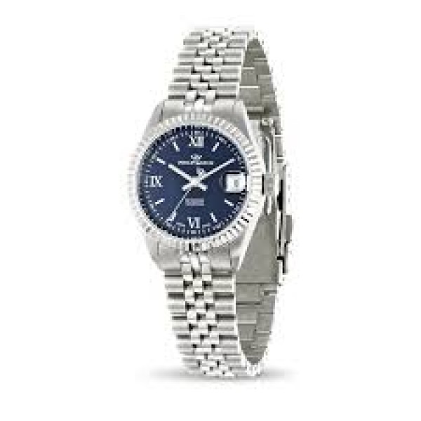 Orologio Philip Watch Caribe Solo Tempo Blue