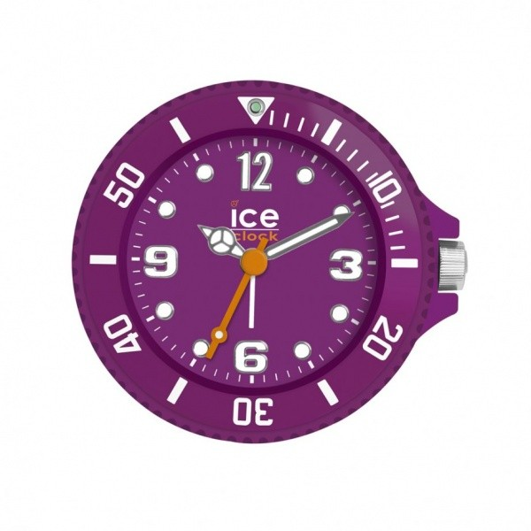 OROLOGIO ICE TRAVEL CLOCK PURPLE